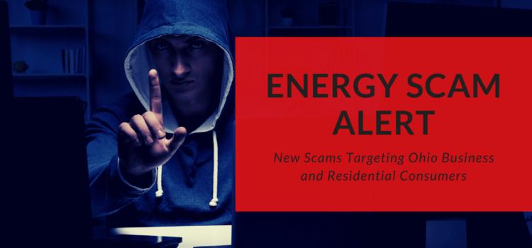 Energy Phone Scams – New Alert