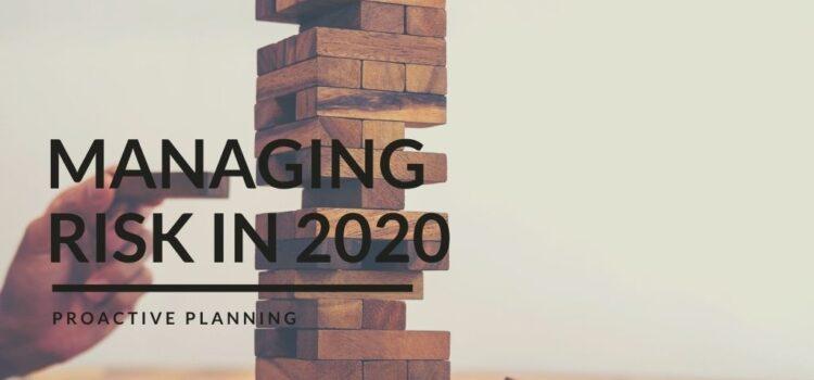 Managing Energy Price Risk In 2020