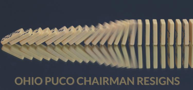 Sam Randazzo PUCO Chairman Resigned